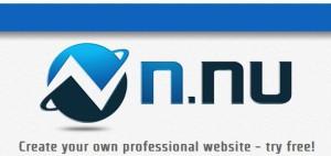 Gratis hemsida med N.nu